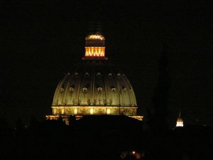 Vaticano_notte